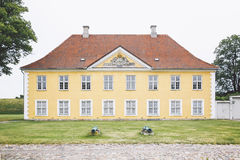 Copenhagen Kastellet Royalty Free Stock Photos