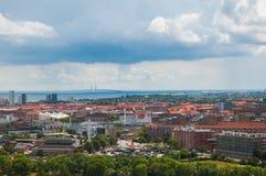 Copenhagen Landscape Royalty Free Stock Image