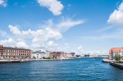 Copenhagen Landscape Royalty Free Stock Photography