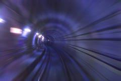 copenhagen metra tunel fotografia royalty free