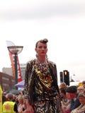 copenhagen mode 2010 Royaltyfria Bilder