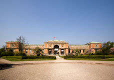 Copenhagen muzeum sztuki Zdjęcia Stock