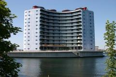 Copenhagen nowoczesna architektura Zdjęcie Stock
