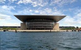 Copenhagen Opera House Royalty Free Stock Photography