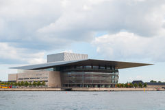Copenhagen Opera Stock Photography