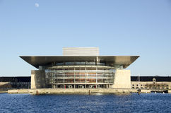 Copenhagen Opera House Stock Photos