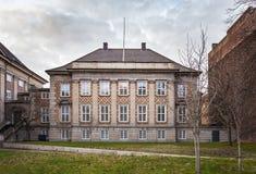 Copenhagen ornate old building Stock Photography