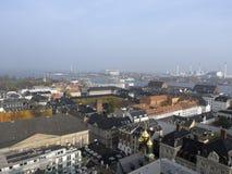 Copenhagen panorama Stock Photo