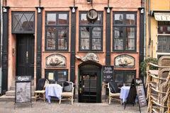 Copenhagen pub Royalty Free Stock Image