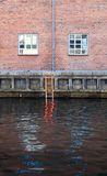 Copenhagen Reflections Royalty Free Stock Image
