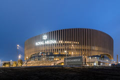 Copenhagen Royal Arena Stock Photo