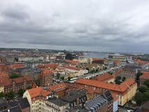 Copenhagen. Skyline, Denmark Royalty Free Stock Photos