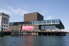 Copenhagen Theatre Stock Images
