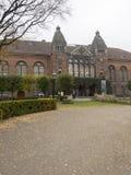 Copenhagen University Library Stock Images