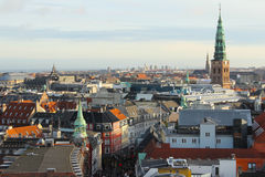 Copenhagen View royalty free stock images