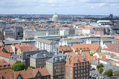 Copenhagen view Stock Image