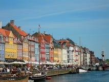 Copenhaghen fotografie stock libere da diritti