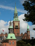 Copenhaghen. Fotografia Stock