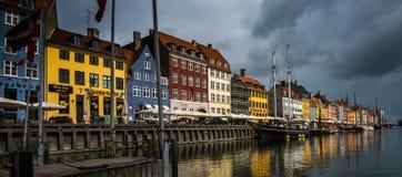 COPENHAGHEN Lizenzfreies Stockbild