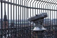 Copenhaghen binoculare Fotografia Stock Libera da Diritti