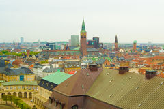 Copenhaghen, Danimarca Fotografia Stock