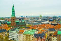 Copenhaghen, Danimarca Immagini Stock