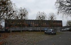 Copenhaghen/Danimarca 13 Novembre 2018 Banca nazionale del ` s della Danimarca nella capitale danese Copenhaghen Danimarca foto F fotografie stock libere da diritti