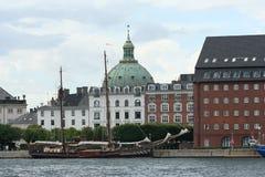 Copenhague Photo stock
