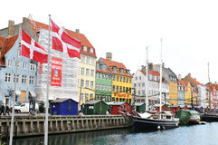 Copenhague Photos libres de droits