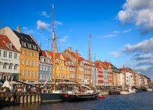 Copenhague Photos stock