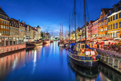 Copenhague Images libres de droits