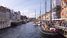 copenhague Photos stock