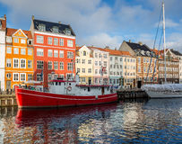 copenhague Photo stock