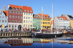 Copenhague, Danemark Photographie stock libre de droits