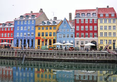 Copenhague, Danemark Image stock