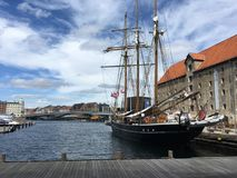 Copenhague, Danemark Photos stock