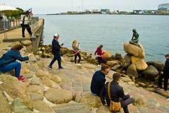 Copenhague, Dinamarca Imagen de archivo libre de regalías