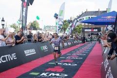 Copenhague Ironman 2016, Danemark image stock