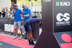 Copenhague Ironman 2016, Danemark photo libre de droits
