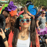Copenhague Pride Parade Photos libres de droits