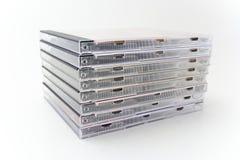 Coperchi del CD Immagine Stock Libera da Diritti