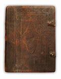 Coperchio del libro dell'annata Fotografia Stock Libera da Diritti