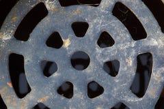 Coperchio di botola Immagini Stock