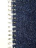 Coperchio di un taccuino. Immagine Stock