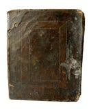 Coperchio di vecchia bibbia Immagine Stock