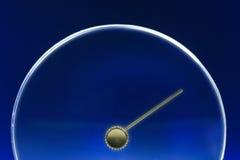 Coperchio vuoto dell'orologio Immagini Stock Libere da Diritti