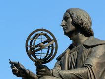Copernic Image libre de droits