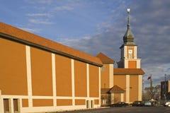 Copernicus Center in Chicago Stock Image