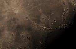 Copernicus crater Stock Photos