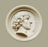 Copernicus - gran astrónomo Imágenes de archivo libres de regalías